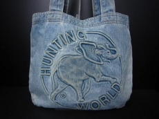 HUNTING WORLD(ハンティングワールド)のトートバッグ
