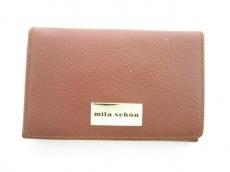 mila schon(ミラショーン)のカードケース