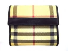 Burberry LONDON(バーバリーロンドン)のWホック財布