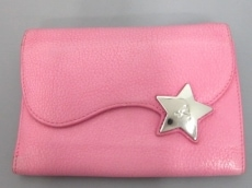 agnes b(アニエスベー)の3つ折り財布