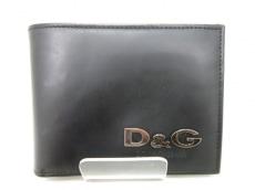 D&G(ディーアンドジー)の札入れ