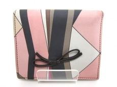 EMILIO PUCCI(エミリオプッチ)の2つ折り財布