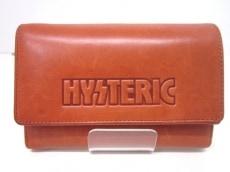 HYSTERIC(ヒステリック)の2つ折り財布