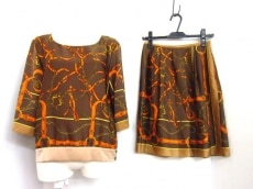 INDIVI(インディビ)のスカートセットアップ
