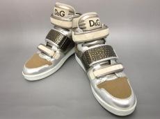 D&G(ディーアンドジー)のスニーカー