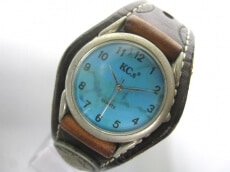 KC's(ケーシーズ)の腕時計