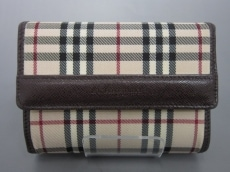 Burberry(バーバリー)の3つ折り財布
