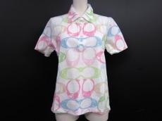 COACH(コーチ)のポロシャツ