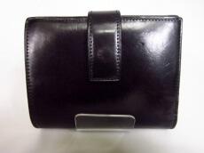 SHELL CORDOVAN(シェルコードバン)の2つ折り財布