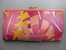 EMILIO PUCCI(エミリオプッチ)の長財布