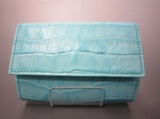 mikimoto(ミキモト)の3つ折り財布