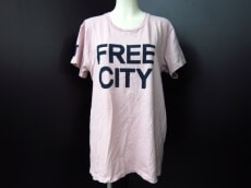 FREE CITY(フリーシティー)のTシャツ