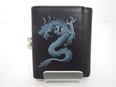 JeanPaulGAULTIER(ゴルチエ)の3つ折り財布