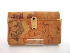 PRIMA CLASSE ALVIERO MARTINI(プリマクラッセ)の3つ折り財布