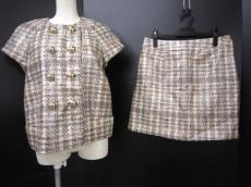 Kate spade(ケイトスペード)のスカートスーツ