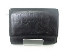 HYSTERIC GLAMOUR(ヒステリックグラマー)の2つ折り財布