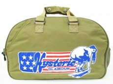 HYSTERIC GLAMOUR(ヒステリックグラマー)のボストンバッグ