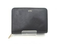 A.P.C.(アーペーセー)の2つ折り財布