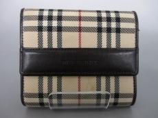 Burberry LONDON(バーバリーロンドン)の3つ折り財布