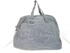 DOLCE&GABBANA(ドルチェアンドガッバーナ)のボストンバッグ