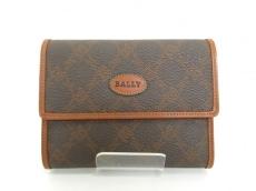 BALLY(バリー)の3つ折り財布