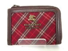 Burberry Blue Label(バーバリーブルーレーベル)のコインケース