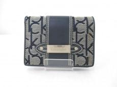 CalvinKlein(カルバンクライン)の3つ折り財布
