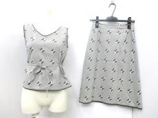 COMME CA DU MODE(コムサデモード)のスカートセットアップ