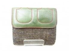 JOCOMOMOLA(ホコモモラ)の3つ折り財布