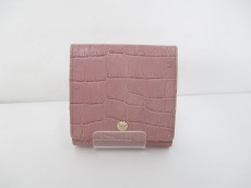 Accessoires(アクセソワ)の2つ折り財布