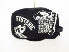 HYSTERIC GLAMOUR(ヒステリックグラマー)のセカンドバッグ