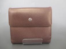 MONTBLANC(モンブラン)のWホック財布