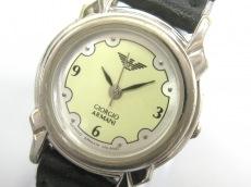 GIORGIOARMANI(ジョルジオアルマーニ)の腕時計