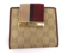 GUCCI(グッチ)の2つ折り財布