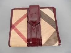 BURBERRY PRORSUM(バーバリープローサム)のWホック財布