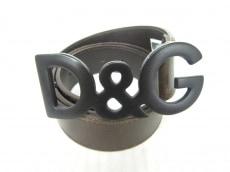D&G(ディーアンドジー)のベルト