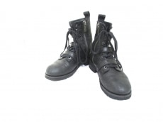 H&M×JIMMY CHOO(エイチアンドエム×ジミーチュウ)のブーツ