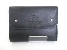 Burberry Black Label(バーバリーブラックレーベル)の3つ折り財布
