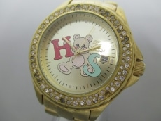 honey salon by foppish(ハニーサロンバイフォピッシュ)の腕時計