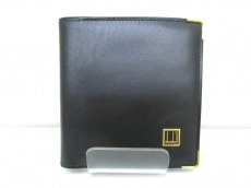 dunhill/ALFREDDUNHILL(ダンヒル)のWホック財布