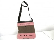 Burberry Blue Label(バーバリーブルーレーベル)のショルダーバッグ