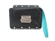 DIESEL BlackGold(ディーゼルブラックゴールド)の3つ折り財布