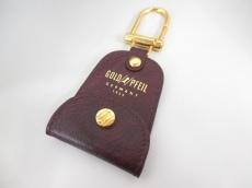 GOLD PFEIL(ゴールドファイル)のキーホルダー(チャーム)