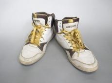 Lacoste(ラコステ)のスニーカー