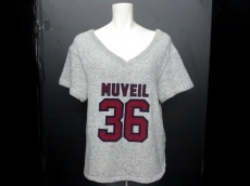 MUVEIL(ミュベール)のカットソー