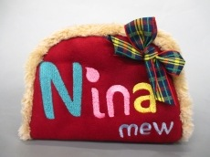 ninamew(ニーナミュウ)のポーチ