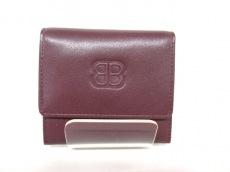 BALENCIAGA BB(バレンシアガライセンス)のコインケース