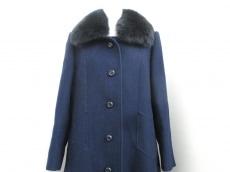 lapine blanche(ラピーヌブランシュ)のコート
