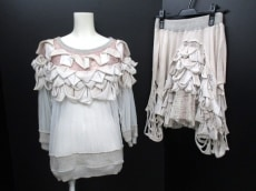 NOZOMI ISHIGURO(ノゾミイシグロ)のスカートセットアップ
