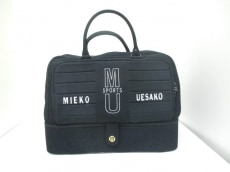 MIEKO UESAKO(ミエコウエサコ)のボストンバッグ